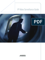 12H0012X00 Anixter IP Video Surveillance Guide ECS en US