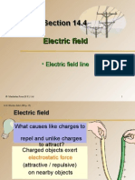 Section 14.4 Electric Field
