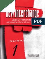 New Interchange 1 Workbook