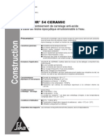 Sikadur 54 Ceramic Nt761