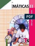 Matematicas 2do Maestro