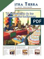 La Inovacion de Las Autonomisa Indigenas Bolivia Fundacion Tierra