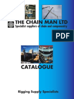 Chainman Catalogue Edit