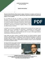 Boletin Informativo 18-marzo 2104