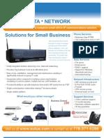 Sutus Product Brochure