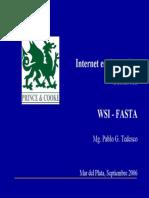 Perfil Usuario Internet Argentina Julio 2005