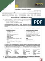 2010_3 Ficha Medica Del Postulante