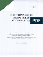 Teorico Auxiliar Tecnico Educativo Promocion5