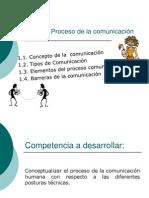 unidad 1. Proceso de Comunicaciòn