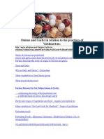 13592367 Onions and Garlic in Relation to the Practices of Vaishnavism
