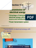 Section 17.4 Transmission of Electrical Energy