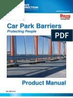 PM 011-01 Car Park Barriers