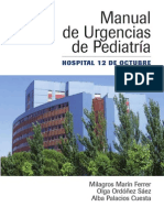 Urgencias Pediatricas Manual