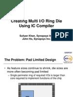 Multiple IO Ring