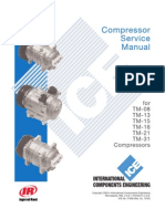 Ice Compressor Complete Service Manual
