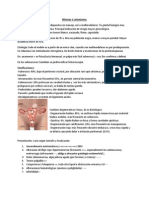 Miomas o Leiomioma