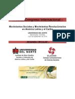 Movimientos Sociales y Movimientos Revolucionarios en AL y EC