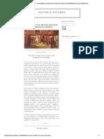 Historia Resumen _ 19 de Abril de 1810_ Inicio Del Proceso de Independencia de Venezuela