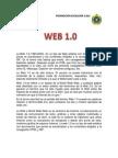 WEB 1.0, 2.0, 3.0.