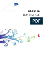 Samsung_Galaxy Tab 2 101 3G GT P5100 User Manual