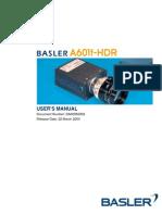 A601f - HDR User's Manual V2 - PDF, 2 MB