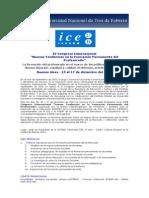 IV Congreso Internacional. Nuevas Tendencias en la Formación Permanente del Profesorado