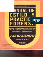 02 Estanislao Llamas Barrios - Manual de estilo y práctica forense