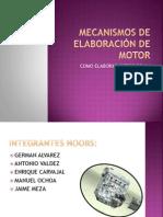 Mecanismos de Elaboracion de Motor - Copy