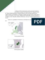 Analiza Geodemografica Intre Suedia Si Zambia
