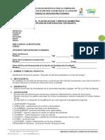 5 Formato Elaboracion de Proyecto Estudiantil