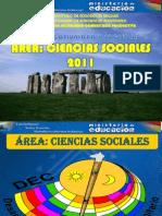 Área Ciencias Sociales
