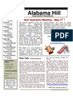 25 Apr 09 Newsletter 2