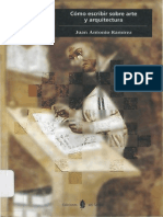 Como escribir sobre arte y arquitectura.pdf