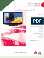 Spec Sheet LH200C Series