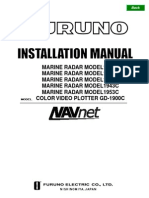 18x3C 19x3C GD1900C Installation Manual P 5-20-05