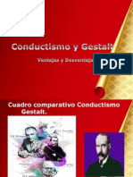 Conduct is Mo Gestalt