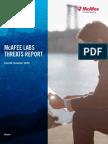 McAfee Threat Report