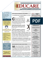 Newsletter Educare nº 22- Abril
