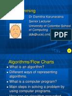 ICT Seminar Flow Charts for 2013 Nov