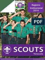 Instructivo de Registro Nacional Scout 2014