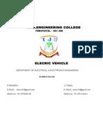 electric vehicle.doc