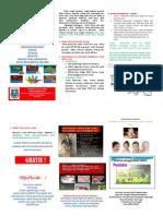 Leaflet Imunisasi Pentavalent Kota Tegal