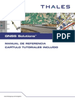 Manual de Gnss Solution
