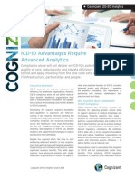ICD-10 Advantages Require Advanced Analytics
