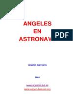 Ángeles en astronaves