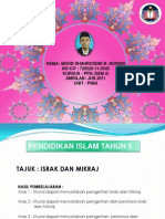 Pwr Point Pendidikan Islam Thn 5.Pptx2