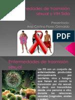Enfermedades de trasmisión sexual y VIH Sida
