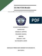 Askep Pneumothorax
