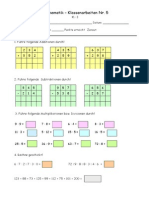 mathe test 9