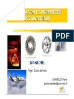 M1-CS-C5-Désignation des  matériaux
